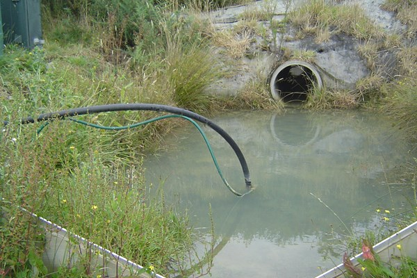 Erosion and sediment control monitoring and auditing